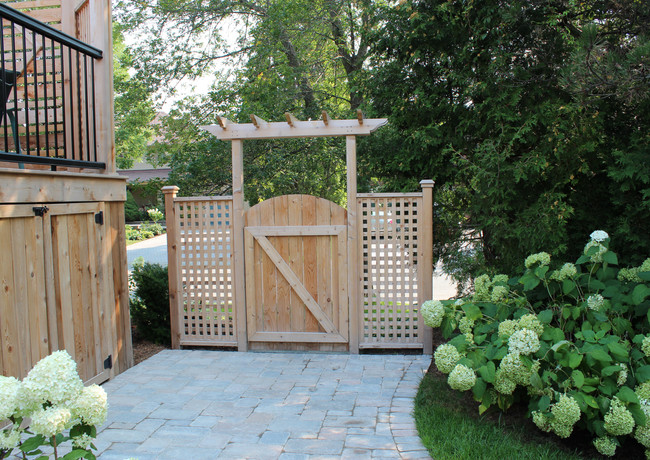 Landscape Construction and Design in Toronto and Durham Region