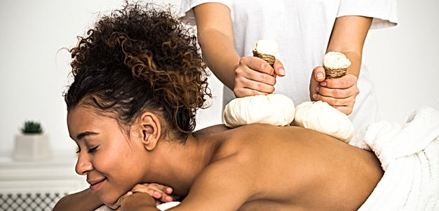 african-american-woman-enjoying-thai-her