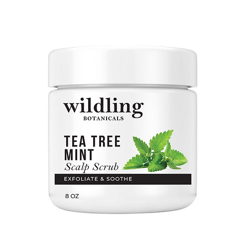TEA TREE MINT SCALP SCRUB