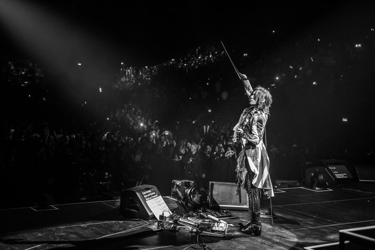 X Japan live at Wembley Arena