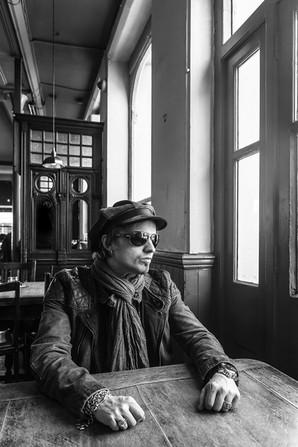 Tobias Sammet from Avantasia