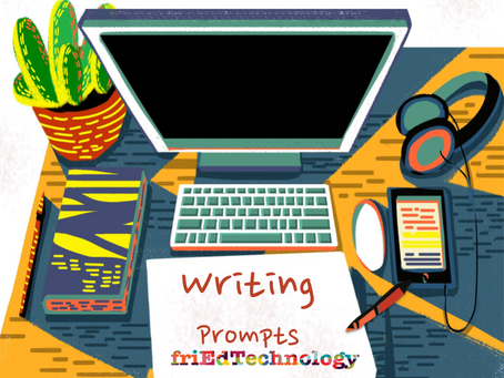 Get Your Students WRITING Today with These Writing Prompts
