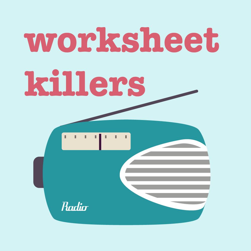 WORKSHEET-KILLER-RADIO