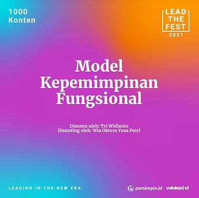 Model Kepemimpinan Fungsional
