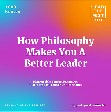 How Philosophy Makes You a Better Leader