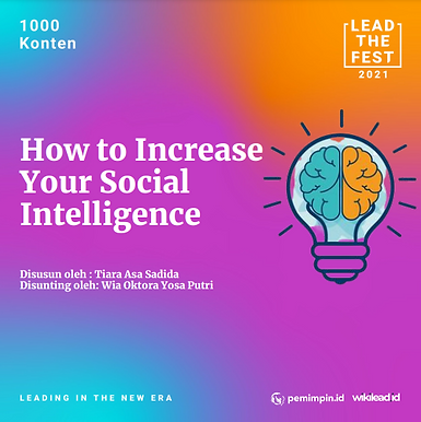 How to Increase Your Social Intelligence