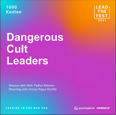 Dangerous Cult Leaders