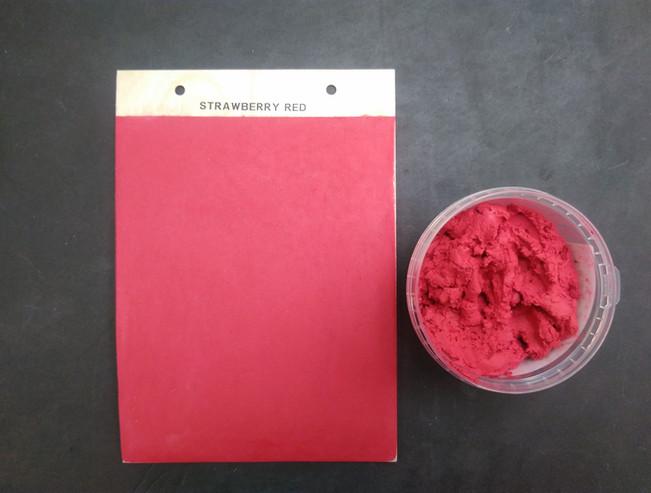 Strawberry Red