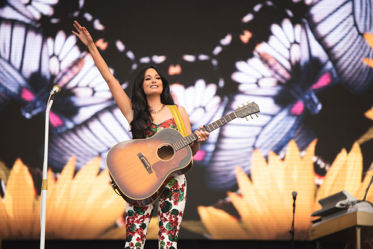 Kacey Musgraves at Governor's Ball