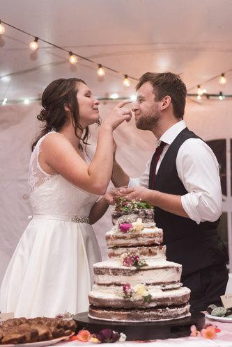 Julia and Dillon's Wedding
