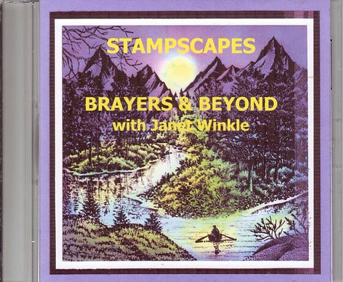Stampscapes Brayers And Beyond