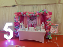 Large Number Hire
