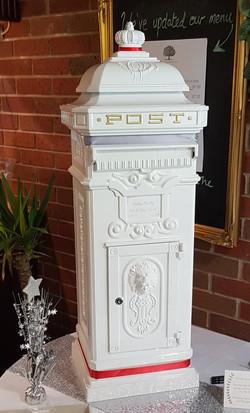 Vintage Post Box Hire