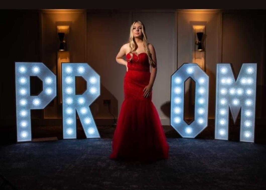 Perfect Prom Shot