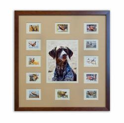Dog & Pheasant Stamps