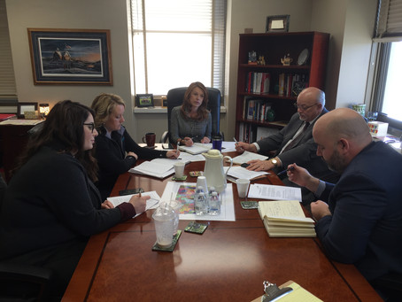 Baesler, Education Leaders Discuss School Safety Agenda