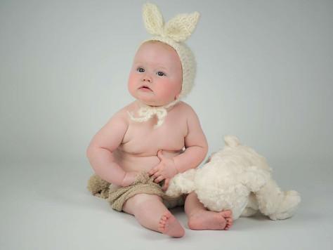 Phoebe , Easter Photoshoot