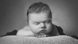 Archie, newborn photoshoot