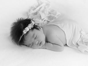 Teigan - 11 days old