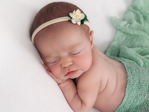 Daisy - 9 days old