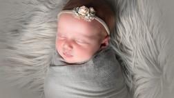 Eden, newborn photoshoot