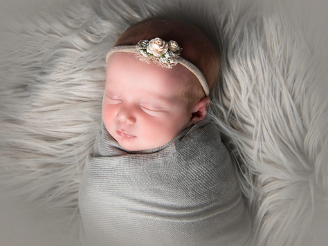 Eden, newborn photoshoot
