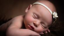 Daisy, newborn photoshoot