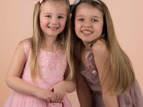 Hatti & Millie - children photoshoot