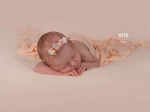 Scarlett, 11 days old