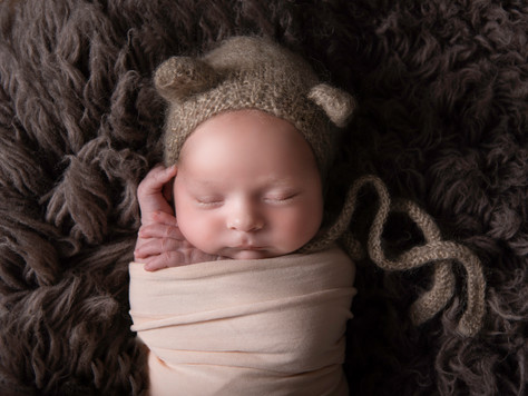 Jackson, newborn photoshoot