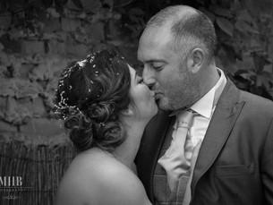 Ross & Hollie's wedding