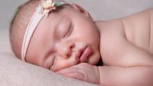 Grace, newborn photoshoot