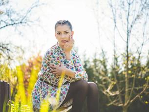 Cristina, Spring Photoshoot