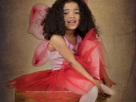 Ebony , Toddler Photoshoot