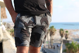 Leisure Lab Shorts in Tel Aviv
