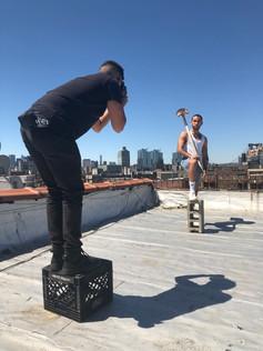 Brooklyn Photoshoot
