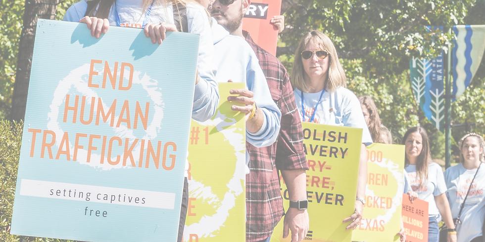 MCCAHT 2021 End Human Trafficking - Setting Captives Free Event