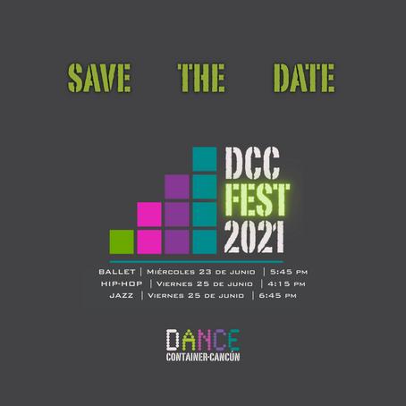 SAVE THE DATE - DCCfest2021