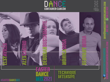 TECHNIQUE DANCE INTENSIVE