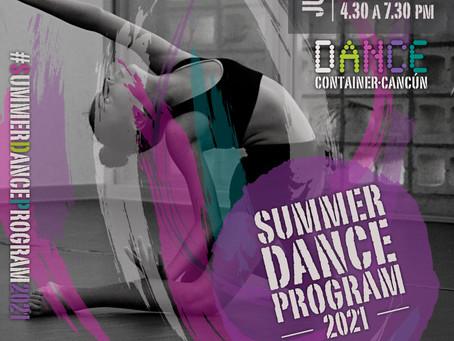 SUMMER DANCE PROGRAM