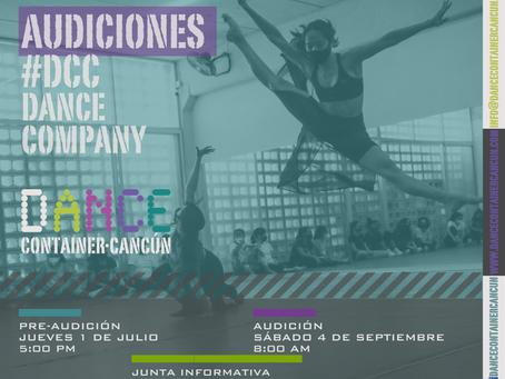 AUDICIONES DCC DANCE COMPANY