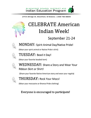 CELEBRATE American Indian Week flyer.png