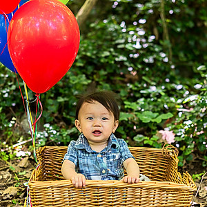 Ryan's First Birthday