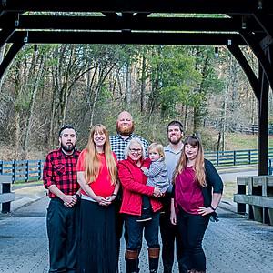 Kibler extended family