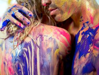 Bangin The Canvas
