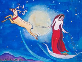 Reindeer Goddesses