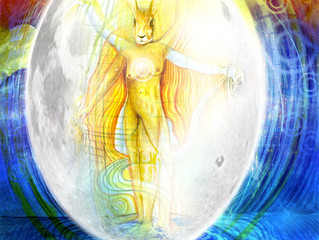 Ishtar's/Easter's Cosmic Egg Orgy