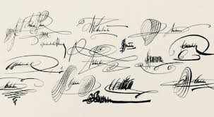 Signatures of Sexuality