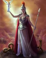 Goddess With Free Rein