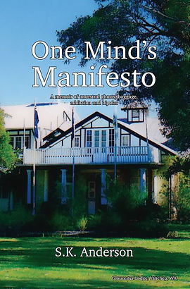 Sue Anderson One Mind's Manifesto